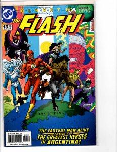 Flash Annual (1987) #13 VF/NM (9.0)