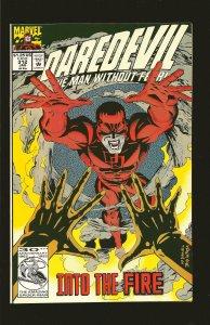 Marvel Comics Daredevil #312 January (1993)