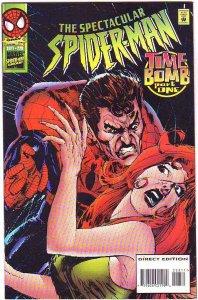Spider-Man, Peter Parker Spectacular #228 (Sep-95) NM+ Super-High-Grade Spide...