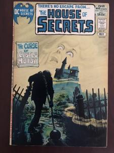 HOUSE OF SECRETS #97 VF DC BRONZE HORROR GEM! GLOSSY! 52 BIG PAGES!