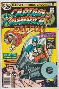 Captain America #198 (Jun-76) FR/GD Affordable-Grade Captain America