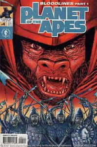 Planet of the Apes (4th series) #4 VF; Dark Horse | save on shipping - details i