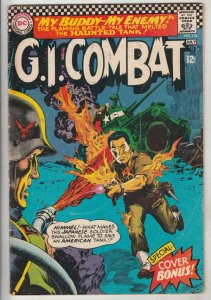G.I. Combat #118 (Jul-66) VG/FN Affordable-Grade The Haunted Tank