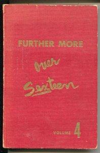 Further More Over Sexteen Vol. 4 1955-carttons-gags-jokes-hardback-VG