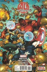Age of Ultron #6, NM (Stock photo)