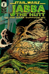 Jabba the Hutt / The Gaar Suppoon Hit #1 - VF/NM