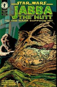 Jabba the Hutt / The Gaar Suppoon Hit #1 - VF/NM