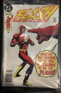 The Flash #34 (1990)