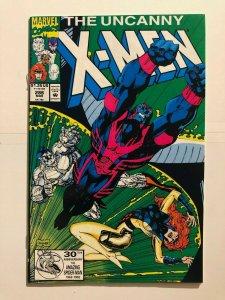 Uncanny X-Men 286