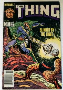 Thing #17 Marvel 1984 VF- Copper Age 1st Printing Comic Book
