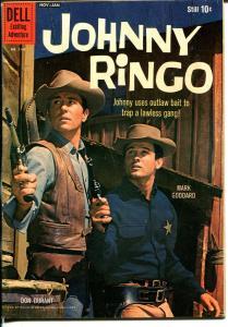 Johnny Ringo-Four Color Comics #1142-1960-Dell-Mark Goddard-Don Durant-VF-