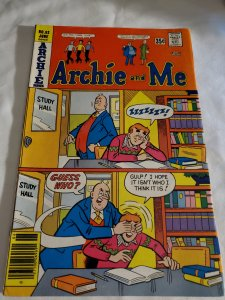 Archie and Me 92 Very Fine