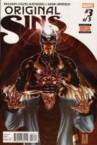 Original Sins (2014 series) #3, NM- (Stock photo)