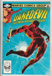 Daredevil #185 (Aug-82) NM- High-Grade Daredevil