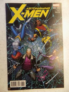 ASTONISHING X-MEN # 3 MARVEL DALE KEOWN PSYLOCKE WOLVERINE VARIANT RARE
