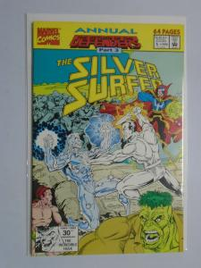Silver Surfer (2nd Series) Annual #5, 8.5/VF+, (1992)