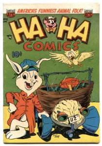 Ha Ha Comics #87 1952- Golden Age Funny Animals VG/F