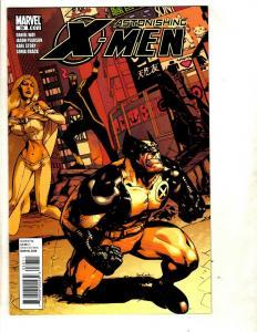 11 Astonishing X-Men Marvel Comics # 36 37 38 39 40 41 42 43 48 49 + CJ17
