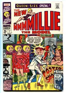Millie The Model Annual #7 1968-Marvel-Giant issue-psychedelic-head shop vf/nm