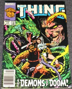 The Thing #13 -1984