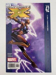 Ultimate X-Men #42 New Mutants Part 3 (2001 Marvel Comics) NM