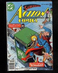 Action Comics #475 (1977)