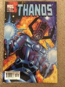 Marvel Thanos 3 * 2003 *