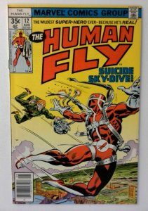 Human Fly #12 Marvel 1978 VF Bronze Age 1st Printing Comic Book