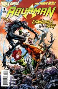 Aquaman (7th Series) #3 VF/NM; DC | save on shipping - details inside