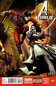 Avengers World #3 VF/NM; Marvel | save on shipping - details inside