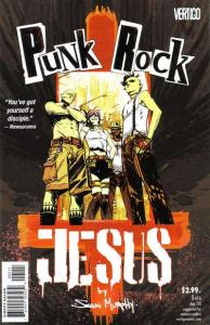 Punk Rock Jesus #5, VF+ (Stock photo)