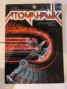 Atomahawk #0 (2017) NM