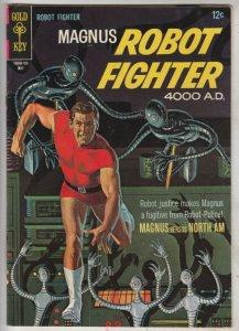 Magnus Robot Fighter #18 (May-67) NM- High-Grade Magnus Robot Fighter