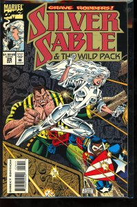 Silver Sable and the Wild Pack #29 (1994)