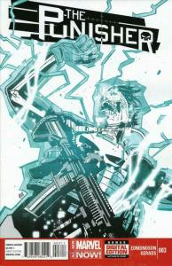 Punisher (10th Series) #3 VF/NM; Marvel | save on shipping - details inside