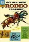 Dell Giant Comics: Golden West Rodeo Treasury #1, VG (Stock photo)
