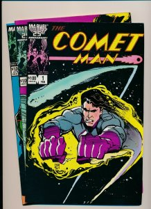 MARVEL Lot of 3-THE COMET MAN #1-#3 VERY FINE/NEAR MINT (PF953)