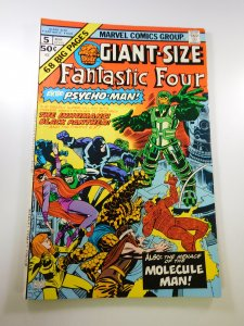 Giant-Size Fantastic Four #5 VF-