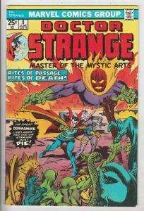 Doctor Strange #8 (Jun-75) NM- High-Grade Dr.Strange