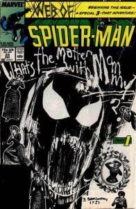 Web of Spider-Man (1985 series) #33, NM (Stock photo)