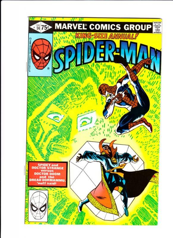 Amazing Spider-Man, King-Size Annual #15 (Jan-81) NM/NM- High-Grade Spider-Man