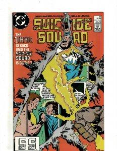 12 Suicide Squad DC Comics # 17 18 19 24 25 26 27 28 29 30 31 Special Batman HG3