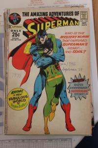 Superman 243 G/VG