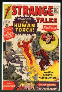 Strange Tales #118 (1964)