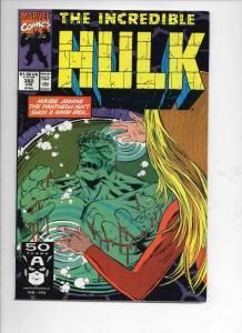 Incredible HULK #382, VF/NM, Keown, Bruce Banner, 1968 1991, Marvel