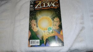2003 DC COMICS REIGN OF THE ZODIAC # 3