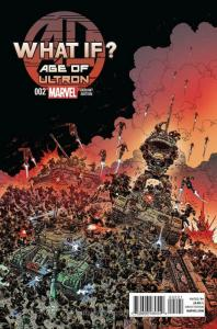 What If? Age of Ultron #2A FN; Marvel | save on shipping - details inside