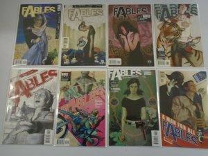 Fables comic lot 70 different from #2-124 8.0 VF (2002-13 Vertigo)