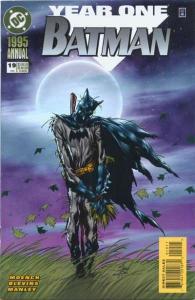 Batman (1940 series) Annual #19, NM (Stock photo)