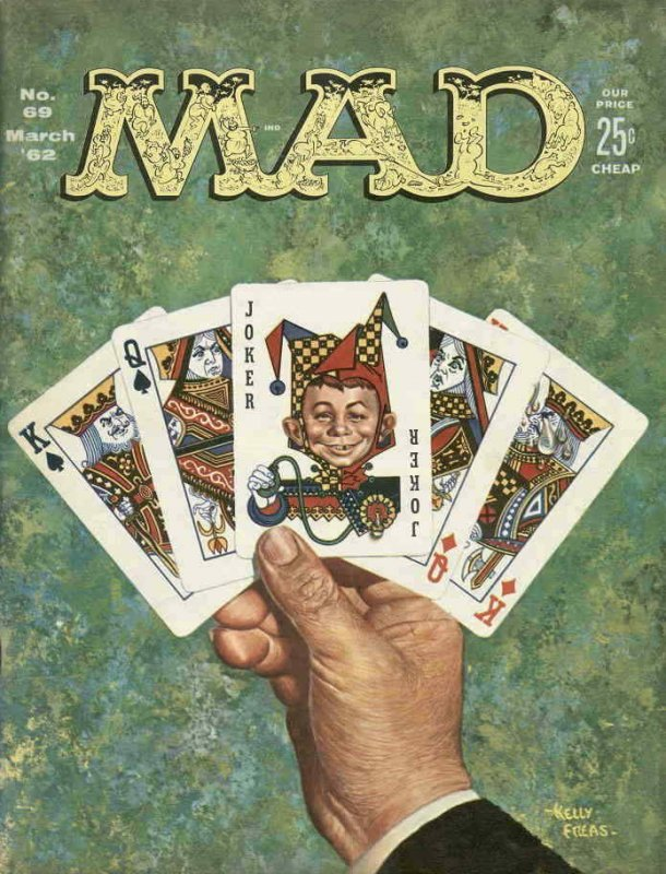 Mad #69 FN; E.C | save on shipping - details inside